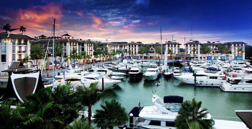 Image result for thailand yacht show and rendezvous