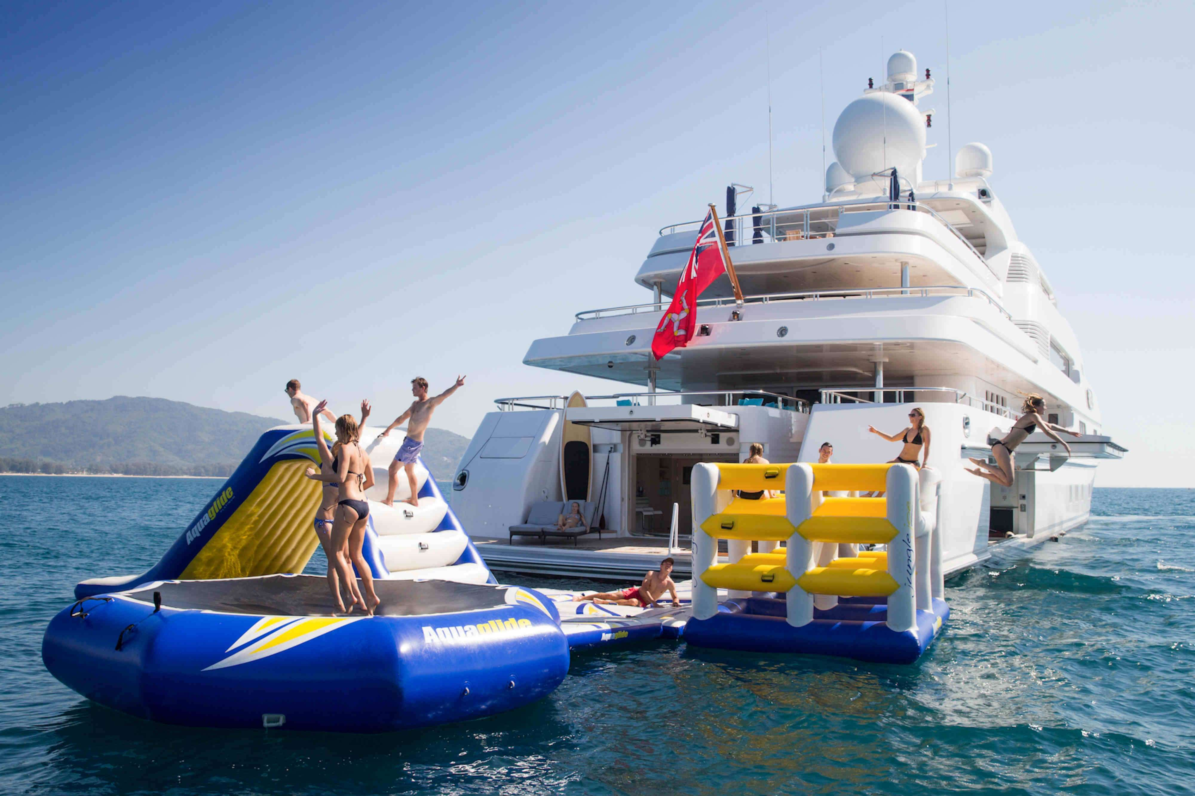Burgess Yachts To Present Fleet Of Superyachts At Inaugural Edition